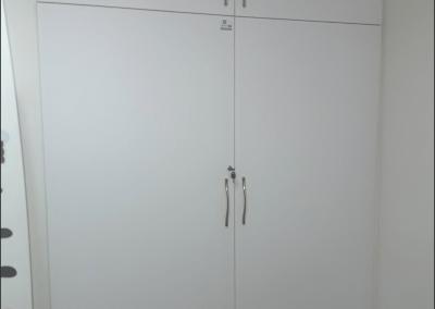 درب کمد دیواری لولایی